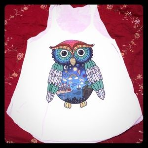 Owl Tank